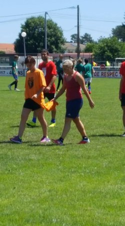Samedi 17 Juin : Matchs des anciens licenciés - FOOTBALL CLUB PARENTIS