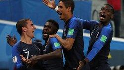 FRANCE 1-BELGIQUE 0 LES BLEUS EN FINALE DE LA COUPE DU MONDE DIMANCHE À 17H! - FOOTBALL CLUB DU PLATEAU BREVAL LONGNES