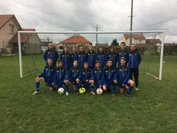 U15 - football club pixien