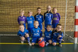 Plateau Futsal U7 2017-2018 - FOOTBALL CLUB PORCIEN