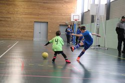Plateau futsal U9 2017-2018 - FOOTBALL CLUB PORCIEN