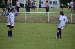 1er TOURNOI DE LA SAISON 2014/2015 POUR NOS FEMININES A VATTEVILLE LA RUE - Football Club du Roumois Nord