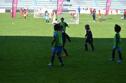 l avant France Bresil 19/09/2015 LE HAVRE - Football Club du Roumois Nord