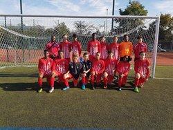 U15A FC ROMAINVILLE-SAINT DENIS US    3/0 - F.C.ROMAINVILLE