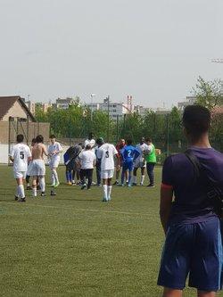 U17A FC ROMAINVILLE-SAINT DENIS US     5/0 - F.C.ROMAINVILLE