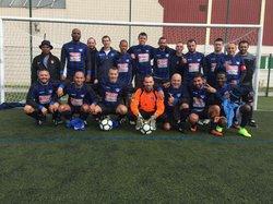 CDM-FC ROMAINVILLE-VAUJOURS   5/1 - F.C.ROMAINVILLE