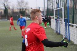 U17B FC ROMAINVILLE-GERVAISIENNE EPP   1/2 - F.C.ROMAINVILLE