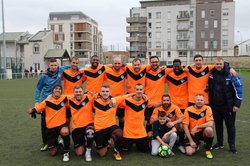 Photos de couverture saison 2016/2017 - F.C.ROMAINVILLE