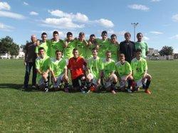 Très bons débuts des U15 et U18 en championnat , Parcours terminé pour la A .