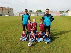 Nos petits U6 / U7 en tournoi à Marignane :D - F.C. SAINT-MITRE LES REMPARTS