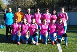 Equipe féminine U17 - F.C. SAINT-MITRE LES REMPARTS