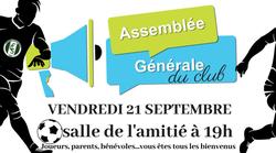assemblé généréale 2018/2019