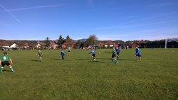 Plateau débutants le 18/10/2014 à Guewenheim - FC Sentheim