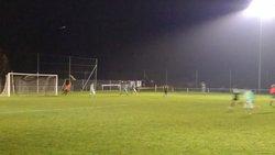 MATCH AMICALE LE 21/11/2014                 EQUIPE 2 CONTRE LES ARBITRES - FC Sentheim