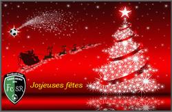 Joyeuses fêtes à toutes et tous !!! - Football Club de SAINT-REMY