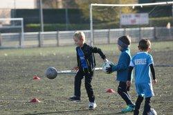 Entraînement des débutants (mercredi 15.11.2017) - Football Club de Sainte-Marguerite