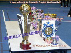 ES Bully les Mines le plus fort !!