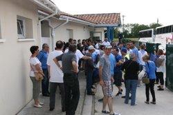 Le 21 Mai 2016 - Coupe des Landes des Réserves - Football Club Tartas St Yaguen