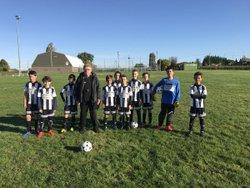 Week-end du 7 octobre - FOOTBALL CLUB VILLEGOUGEOIS
