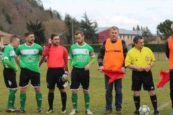 12/02/2017 (D2) - FCV A / Mussidan B - Football Club Vernois
