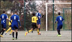 U17 ENT 1-CFS2: 3-1 - Football Club Villargondran 1974