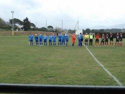 Match en retard de la réserve contre l'US Minervois - FC Villedubert