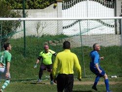 Match de la réserve contre le Spartak Preixan - FC Villedubert