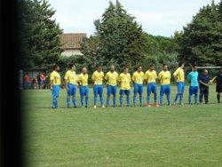 Match de l'équipe 1 à St nazaire - FC Villedubert