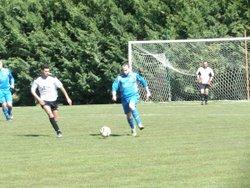 Match de la reserve le 1er avril 2018 - FC Villedubert