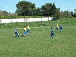 Match de l'équipe 1 le 14 avril contre Moussan - FC Villedubert