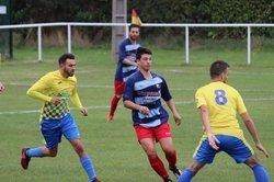 FC VAL DE RISLE / CONCHES 1.3 COUPE DE FRANCE - FOOTBALL CLUB VAL DE RISLE