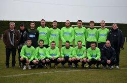 2015.03.15 - Sénior A - FJEP Fort-Vert  -  Balzac (0-0) - FJEP FORTVERT FOOTBALL