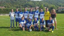 equipe 1 - Football Olympique Leymentais