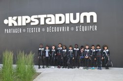 Les U8/U9 au Kipstadium - AS FONTENAY-LE-FLEURY FOOTBALL