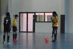 Demi-Finales de Coupe des Yvelines Futsal U13 (2017) - AS FONTENAY-LE-FLEURY FOOTBALL
