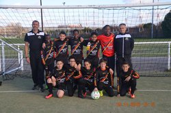 U12 ESPOIR (2016-17) - A.S FONTENAY-LE-FLEURY FOOTBALL