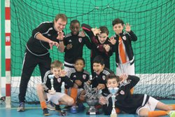 Macron's CUP Pierre Lehoux U11 - AS FONTENAY-LE-FLEURY FOOTBALL