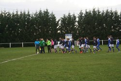 Match de coupe contre Mouthiers/Roullet - U16/U18 VINDELLE