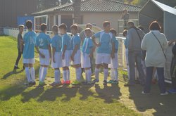 Match des U14/15 - Montastruc/Villemur - Le 15/10/17 - Football Club Montastruc