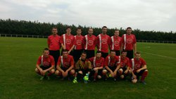 Equipe Seniors 2014 - Football Club Pays Bellêmois