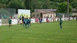 Samedi 9 juin, nos jeunes pousses (U7 et U9) à NONTRON pour la journée Nationale des Débutants. - Ecole de foot FOOTHISLECOLE