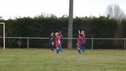 17 janvier 2015 U11 contre HAUTEFORT et TRELISSAC - Ecole de foot FOOTHISLECOLE
