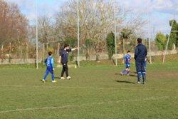 Les U11 A en plateau à CHAMIERS  le samedi 26 novembre - Ecole de foot FOOTHISLECOLE