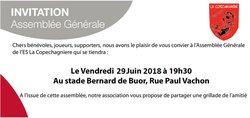 assemblée génerale - ES La Copechagniere