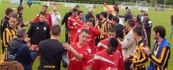 Equipe A - 21ème Journée de Championnat 2015-2016 - - ES La Copechagniere
