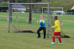 Premier match pré-poussins - Groupement Sportif Foucarmont Réalcamp