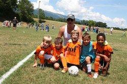 Challenge Michel Rosa 2015 - Tournoi U7 - Collonges fort L'Elcuse - Samedi 13 juin 2015 - Football Sud Gessien