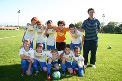 Photos Equipes 2014-2015 - Football Sud Gessien