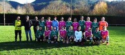 Féminines FSL contre FC Margeride. 27 novembre 2016. - FOOTBALL SUD LOZERE