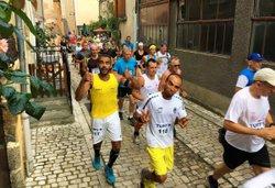 De courageux FSL ont participé à la course de la Fraise ! - FOOTBALL SUD LOZERE